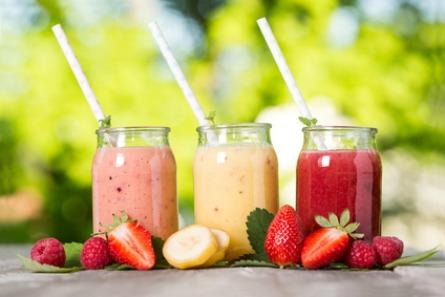 Zdravá smoothie nejen pro děti